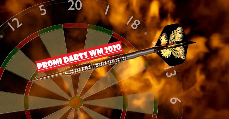 Promi Darts WM 2020